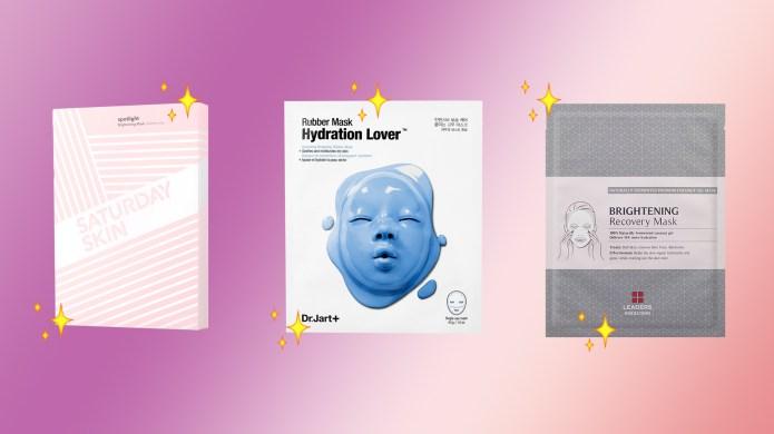 9 Under $15 Sheet Masks That