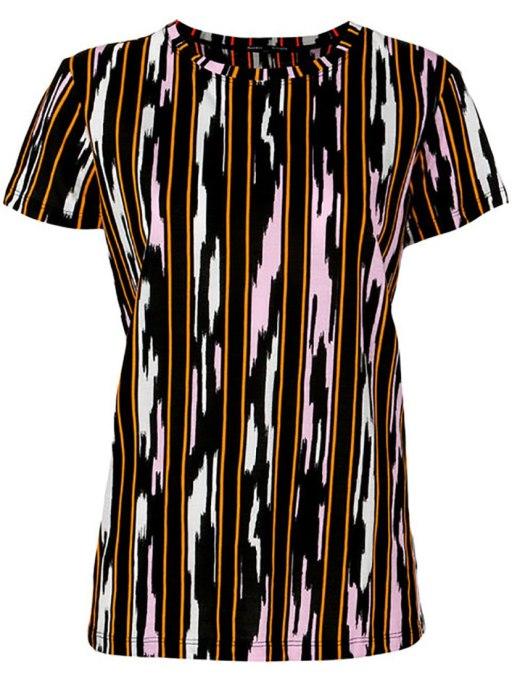 Ways To Wear Graphic Prints: Proenza Schouler shirt at Farfetch | Fall Fashion
