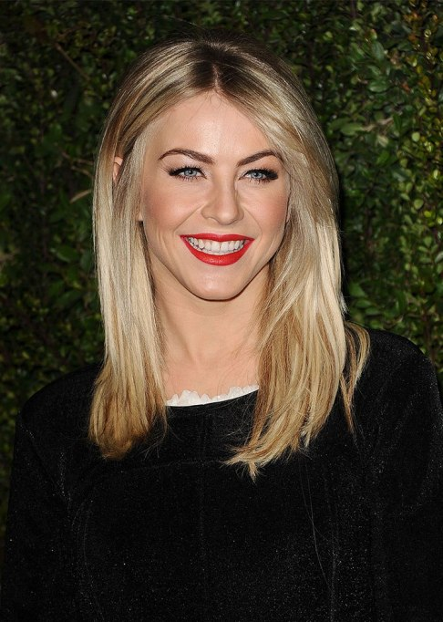 Dramatic Celebrity Hair Makeovers | Before: Julianne Hough