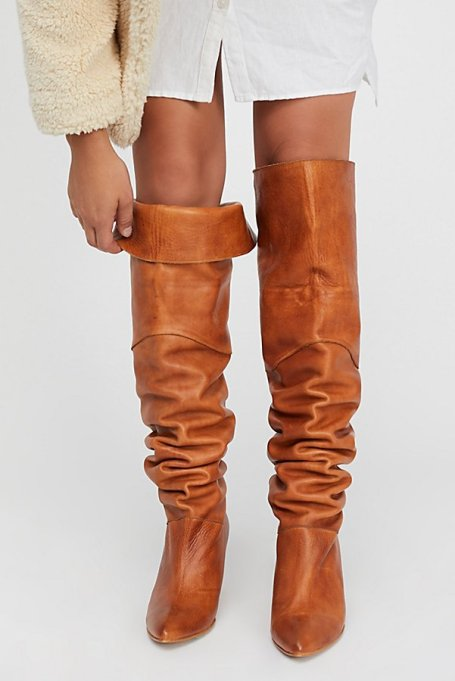Best Pairs of Over-the-Knee Boots: Brandi Over-The-Knee Boot | Fall and Winter Fashion 2017