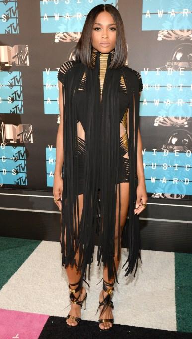 Ciara 2015 VMAs