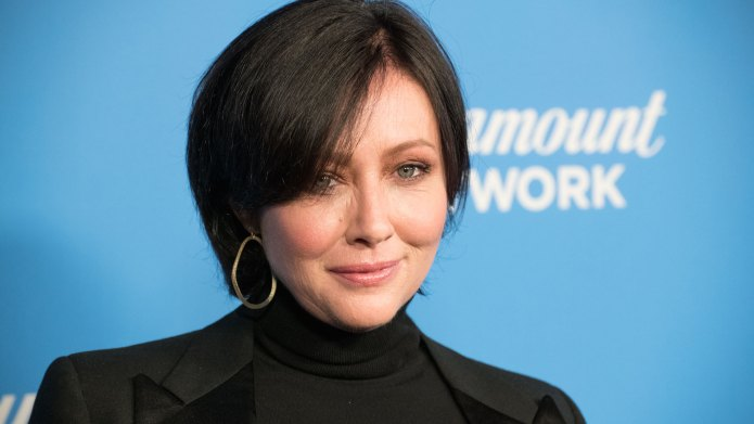 Shannen Doherty Gives Update About Returning