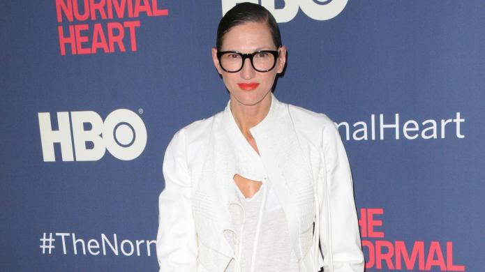 J.Crew's Jenna Lyons has awesome beauty