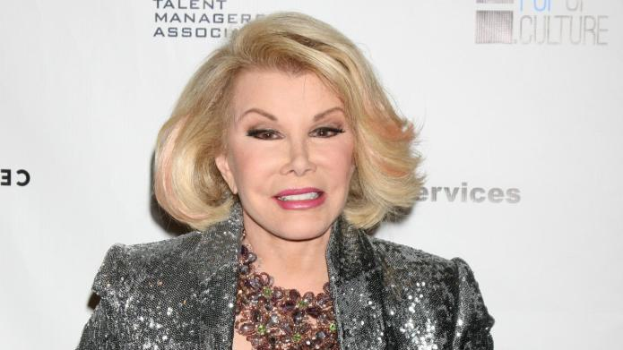 Doctors slowly bringing Joan Rivers out