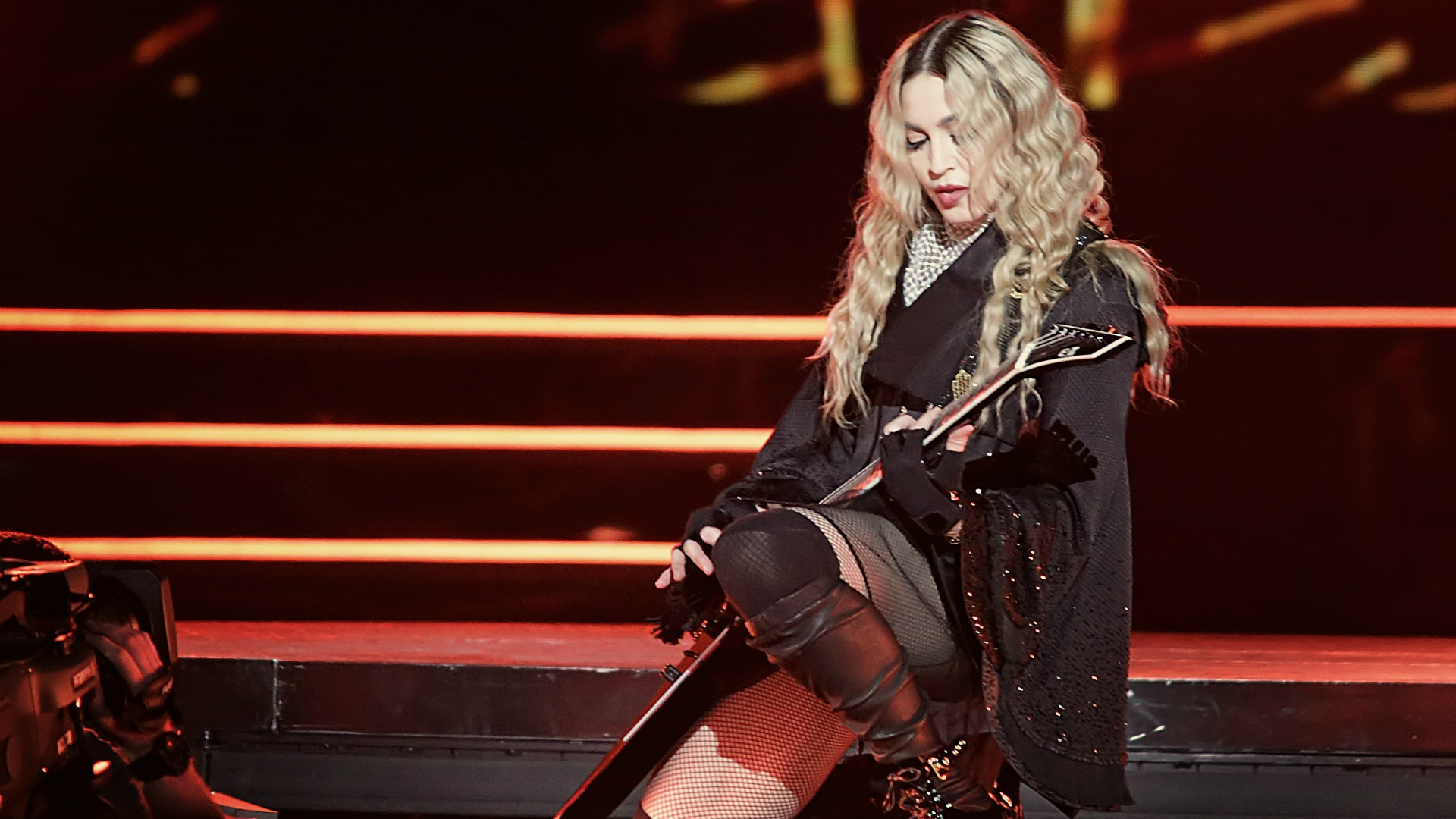 images Watch the New Madonna Video Starring Tons of Celebs