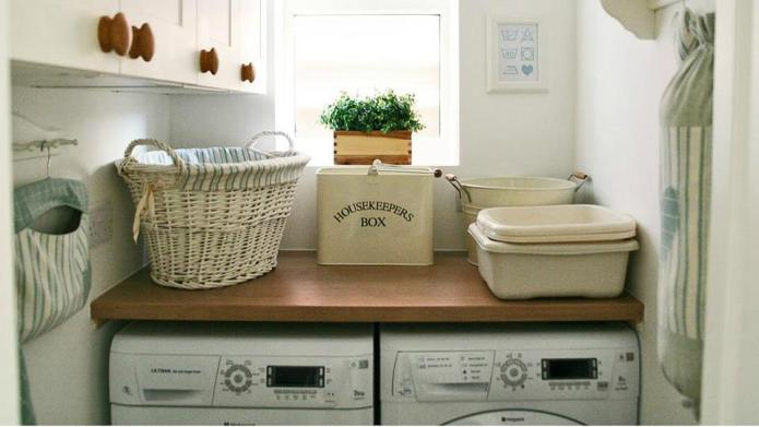Laundry tips for getting rid of
