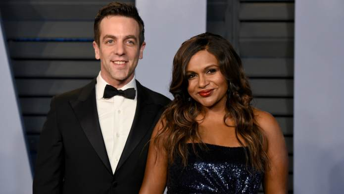 Mindy Kaling's Oscars Party Date Was