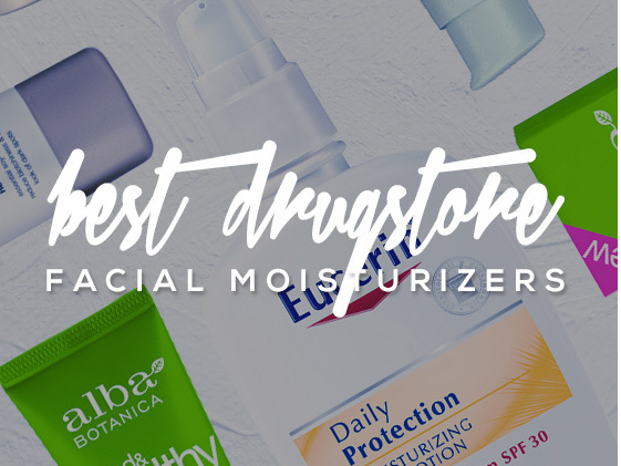 The best drugstore facial moisturizers to