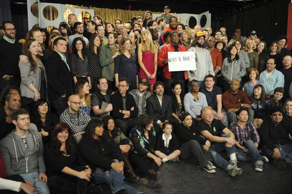 30 Rock finale: The gang moves