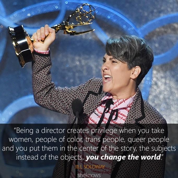 Jill Soloway Emmys speech