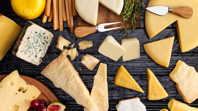 Cheese Is Actually Good for Your