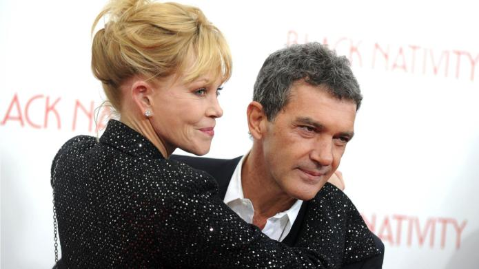 Melanie Griffith & Antonio Banderas announce