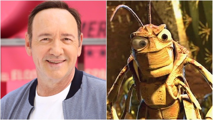 Animated Villains: Kevin Spacey