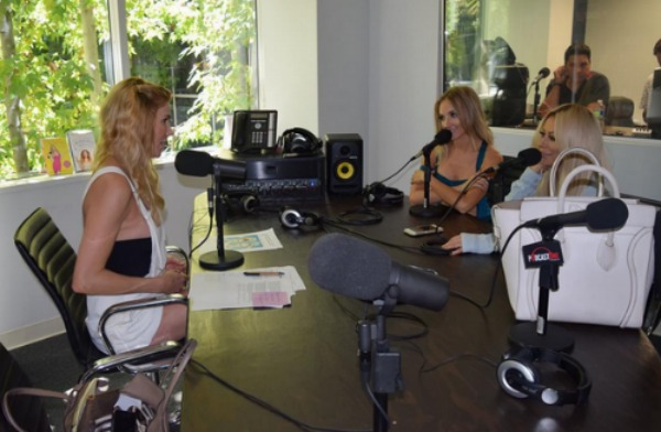 Brandi Glanville podcast one