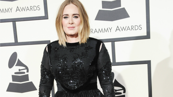 Adele takes less than perfect Grammys