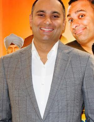Russell Peters wants to keep the