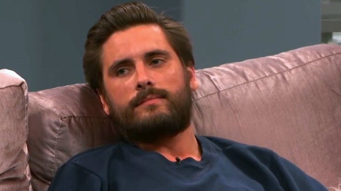 We're not surprised by Scott Disick's