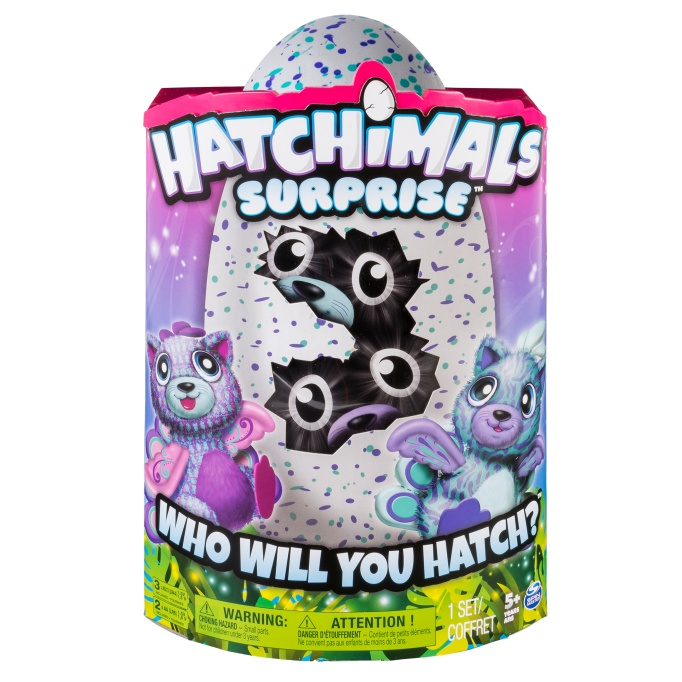 Holiday Gifts for Every Age: Hatchimal Surprise | 2017 Holiday Gift Guide