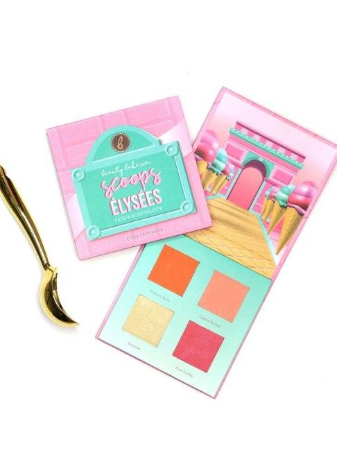 Beauty Bakerie Scoops Élysées Blush Palette