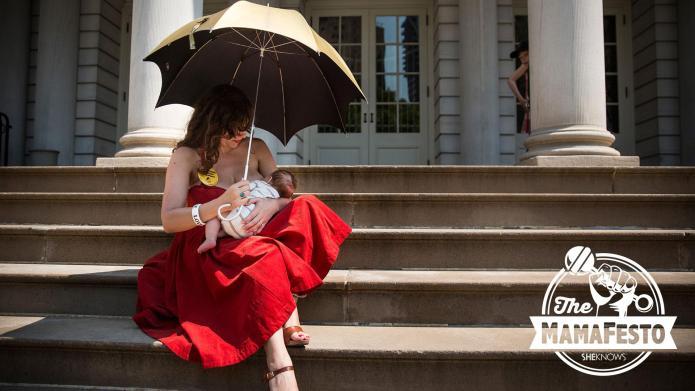 The Mamafesto: Milking the great breastfeeding