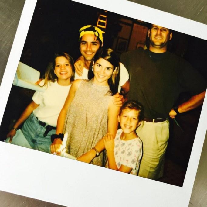 'Full House' flashback pic