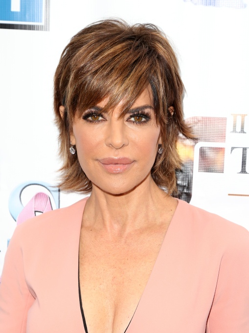 Lisa Rinna at ABC's 2017 Mother's Day Luncheon