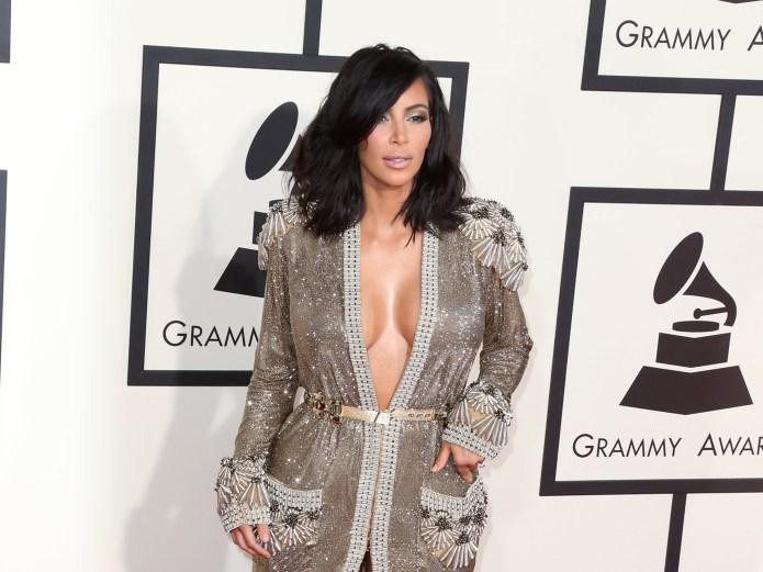 Kim Kardashian and North West involved