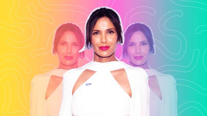 Top Chef's Padma Lakshmi Talks About
