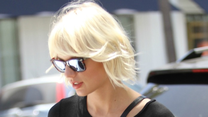 Taylor Swift and Lily Aldridge have