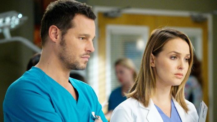 Happy holidays from Grey's Anatomy —