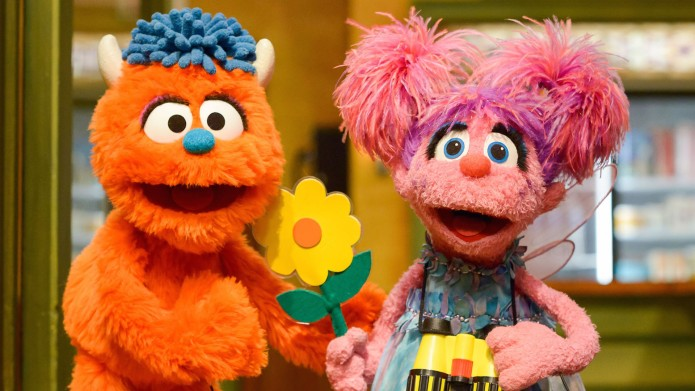 New Sesame Street Character Rudy Empowers