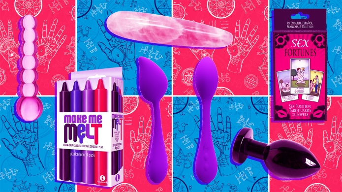 13 Sex Toys for the Crystal-Loving