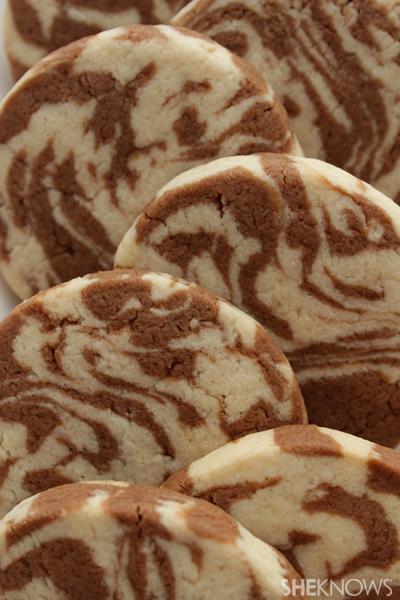 Swirl cookie