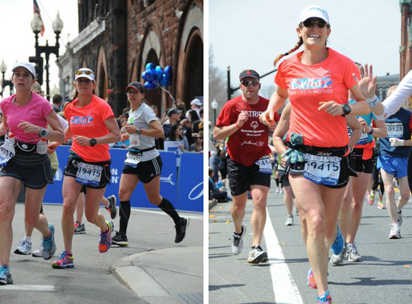 Boston Marathon Bombings United In Running Sheknows