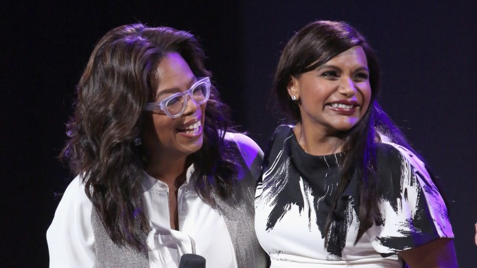 Here's What Mindy Kaling Thinks About