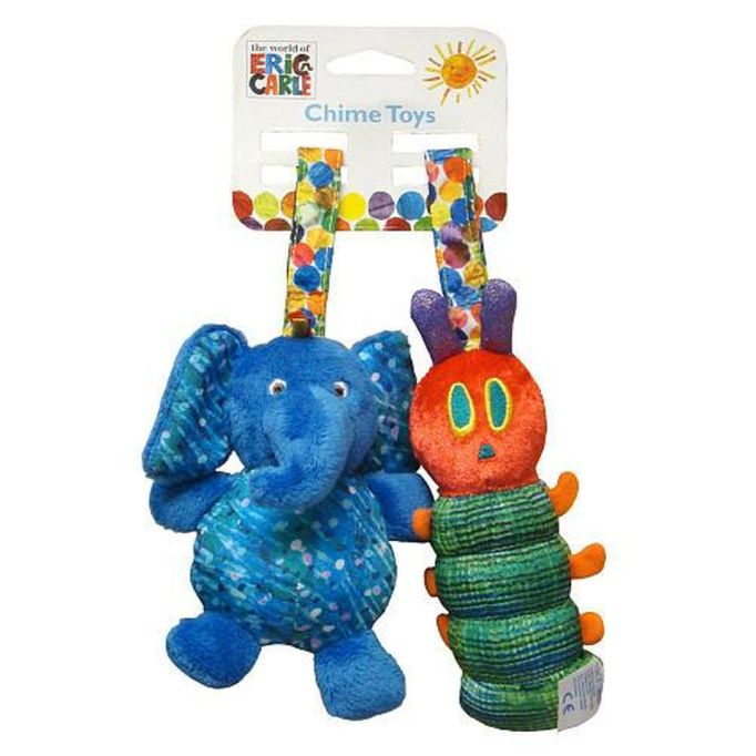 Baby toys your dog will love: Eric Carle stroller toys