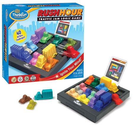 Rush hour game | Sheknows.com