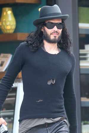 Russell Brand might have a new girlfriend