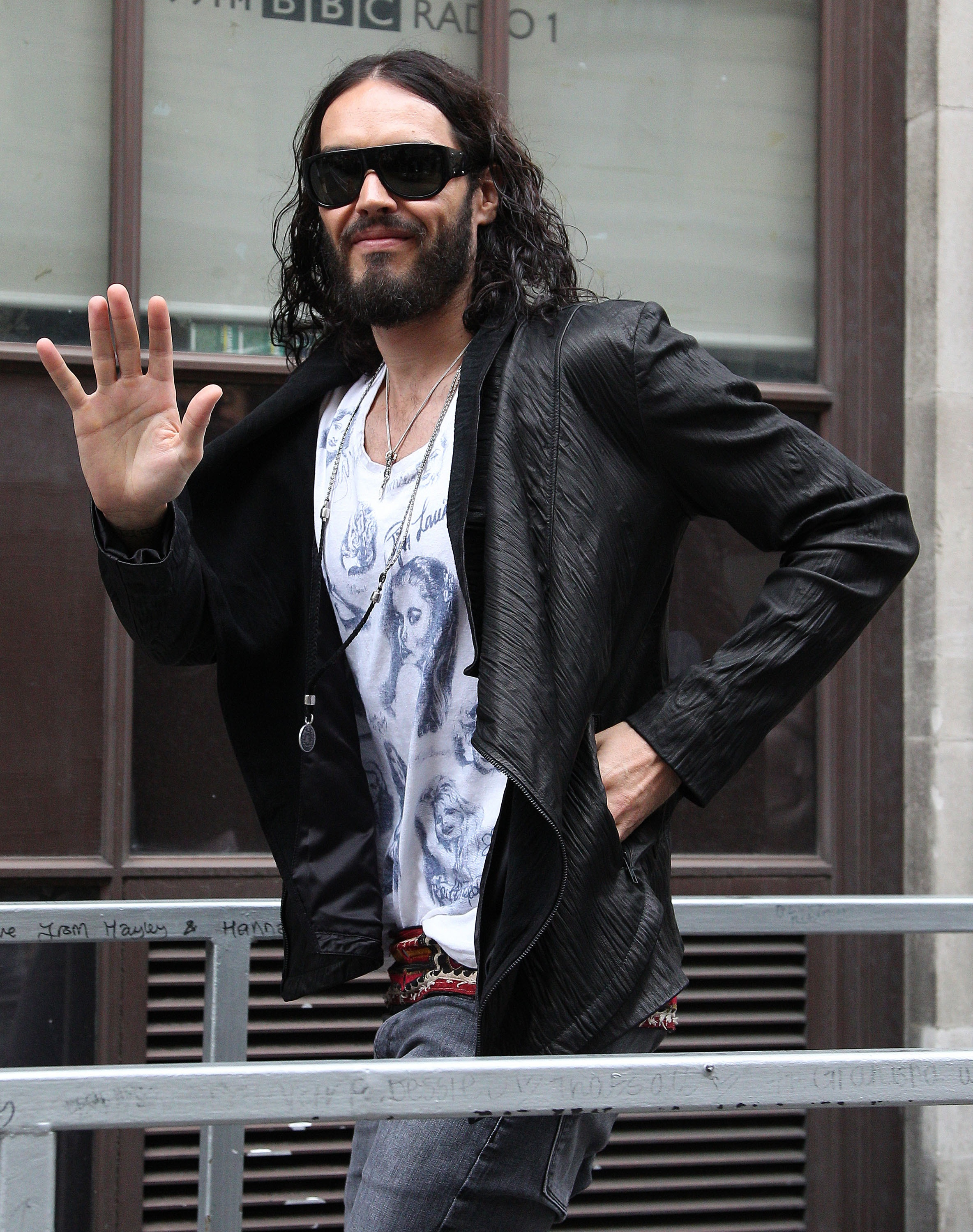 Russell Brand UK