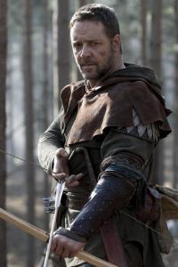 Russell Crowe is Robin Hood