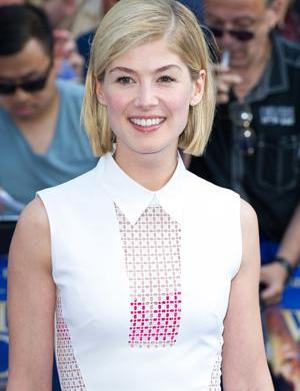 Rosamund Pike may star with Ben