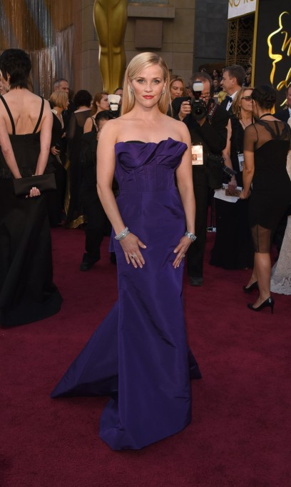 Ultra Violet On The Red Carpet | Reese Witherspoon