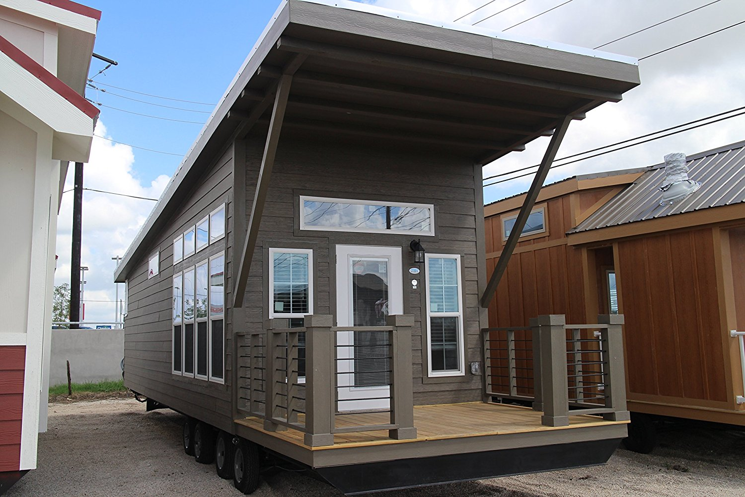 The Best Tiny Houses Available on Amazon: RV Style tiny home