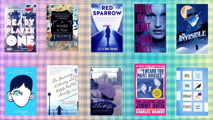 16 Books to Read Before They