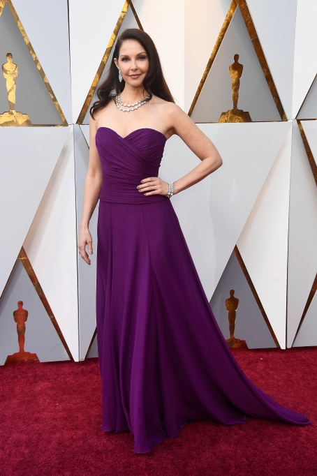 Ashley Judd Oscars 2018