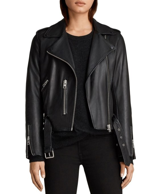 Things Every Woman Should Own by Age 30 | The Leather Jacket