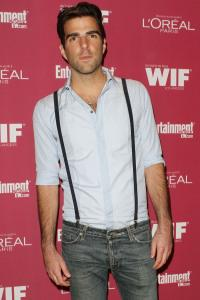 "Zachary Quinto ""in awe"" of support"