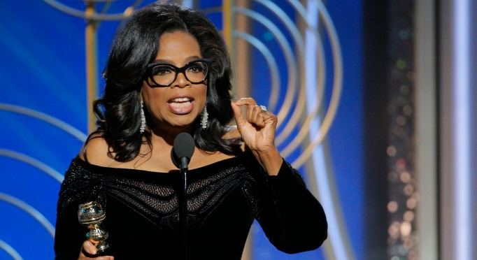 Inspiring Quotes From Influential Black Figures in Hollywood | Oprah 2018 Golden Globes