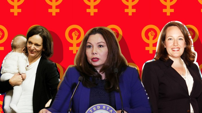 5 Politicians Fighting Against Breastfeeding Discrimination