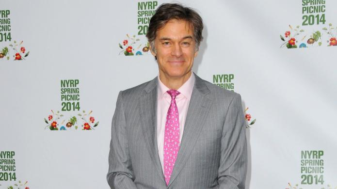 Dr. Oz asked Twitter for health